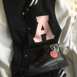 Authentic Louis Vuitton  Sneakers